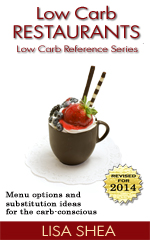 Low Carb Restaurant Reviews � Low Carb Reference