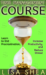 Lisa Shea Ebook Time Management