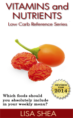 Vitamins and Nutrients � Low Carb Reference