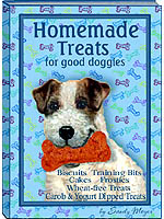 homemade treats for good doggies ebook