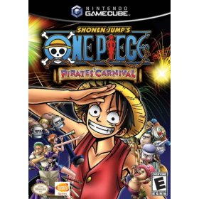 One Piece Pirates Carnival
