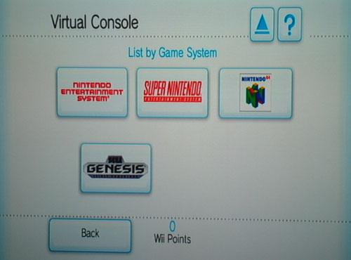 internet wii games