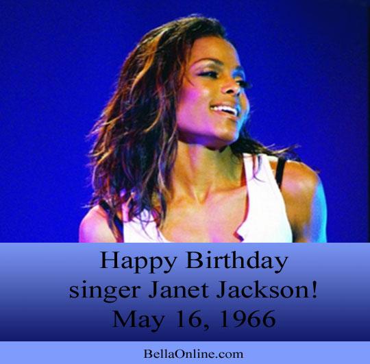 janet jackson birthday Happy Birthday to JaJackson!   BellaOnline Forums janet jackson birthday