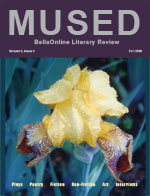 Bearded Iris by Lisa Shea