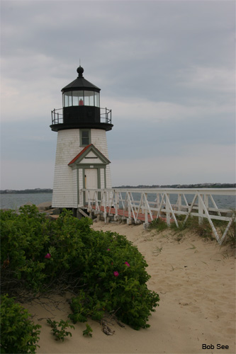 Nantucket Lighthouse by Bob See