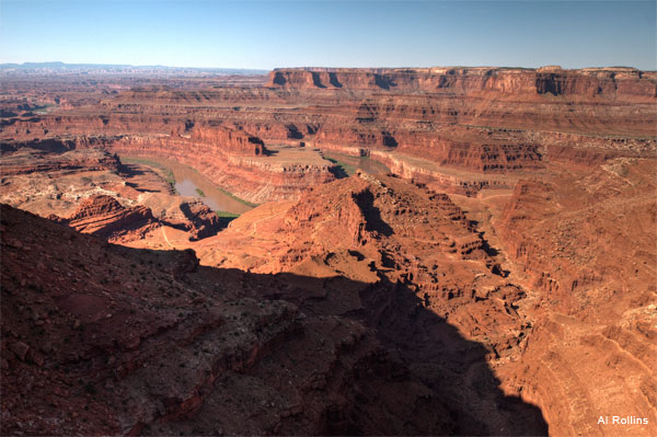 Dead Horse Point by Al Rollins