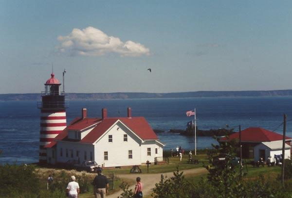 Lisa Shea Lighthouse