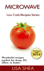 Microwave Low Carb Recipes Book