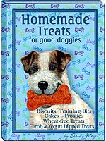 Homemade Treats for Good Doggies