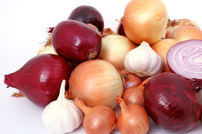 Onion Types Carb Chart