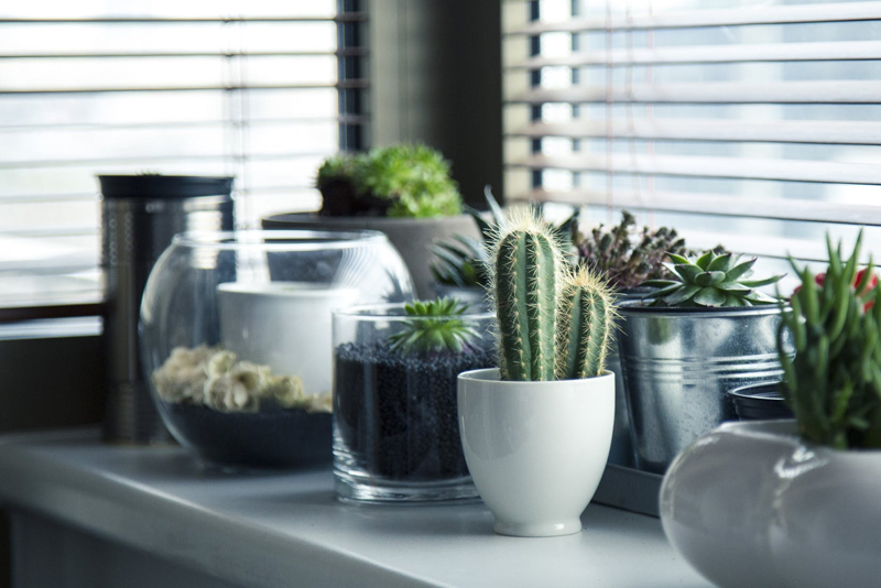 Easy Sew Kitchen Window Coverings