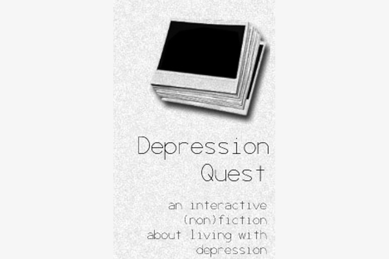 Depression Quest - Interactive Fiction