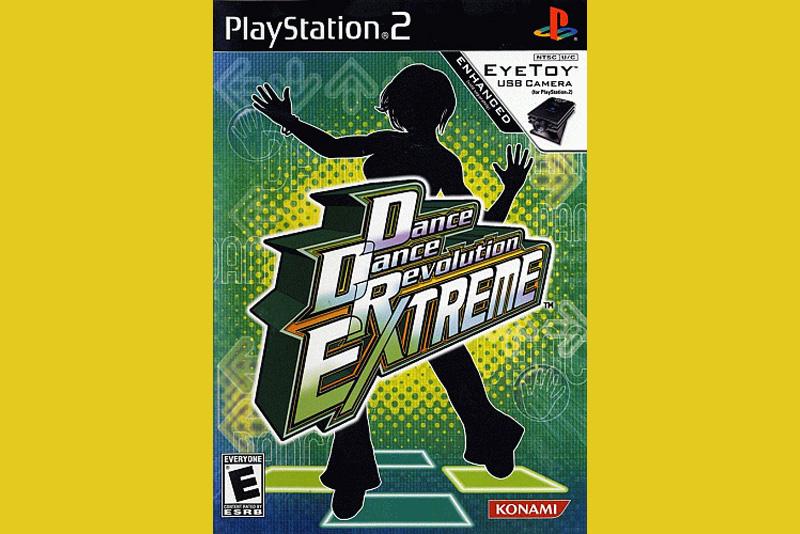 DDR Extreme - Dance Dance Revolution