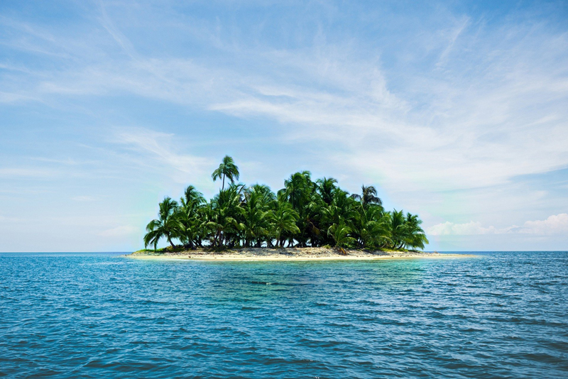 List of the Islands of Micronesia