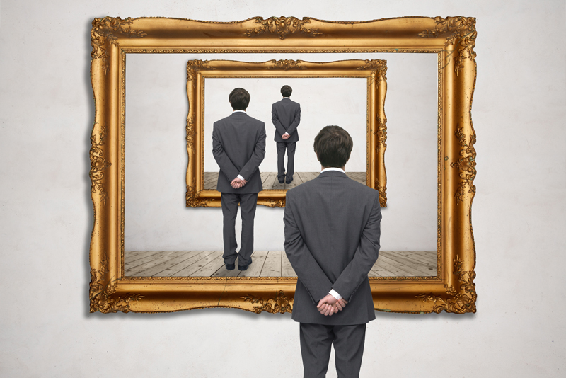 Mirrors and Vanity in Art