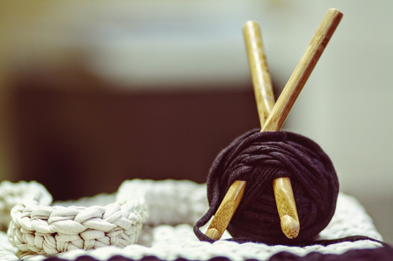 Teaching Left-Handed Crochet