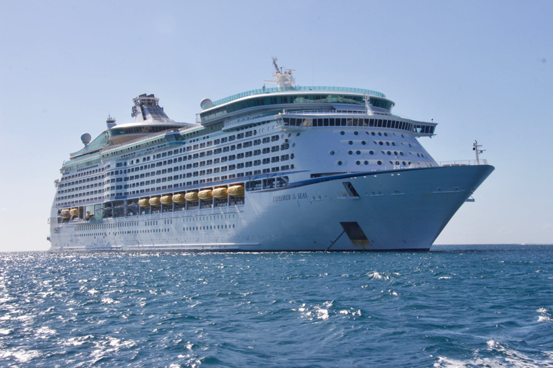 Cruise Lines Make Family Reunions Easy