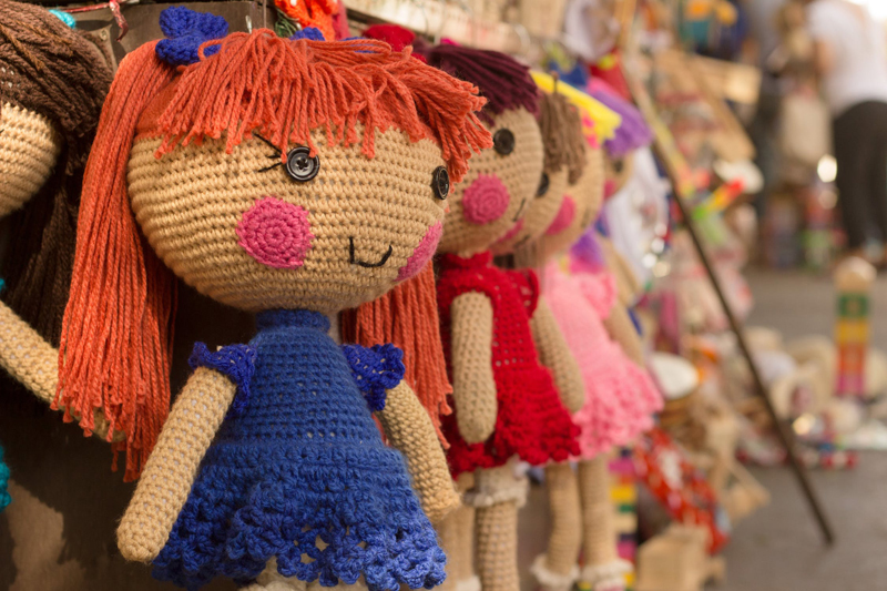 Lessons about  15 to 18 inch Cloth Dolls
