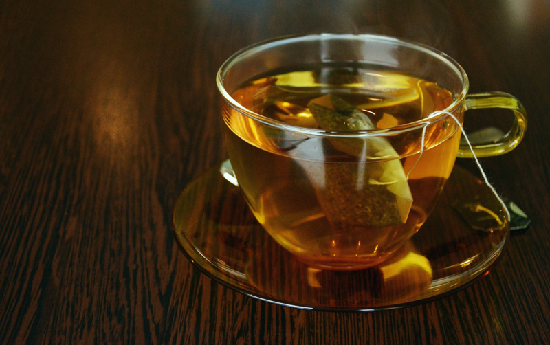 Green and Pu-erh Tea For Gut Health