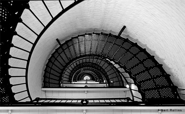 Stairs by Albert Rollins