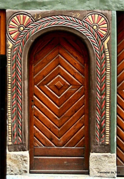 Front Door by Lilith